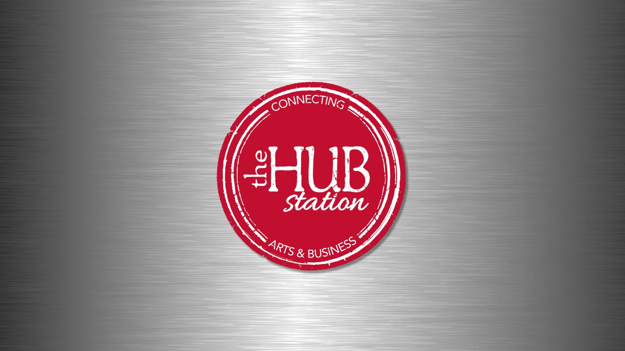 The HUB Station Logo
