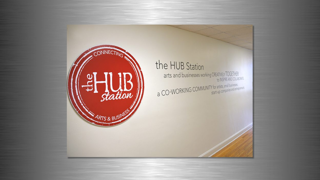HUBStationInteriorSignage